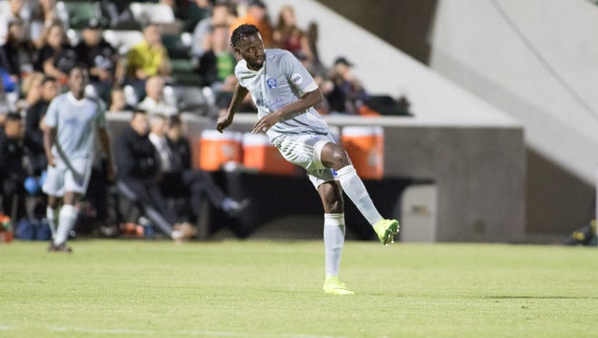 Reno 1868 FC beat Orange County SC, 4-1, Saturday night in Irvine, Calif., to help the chances of Reno hosting a playoff game.