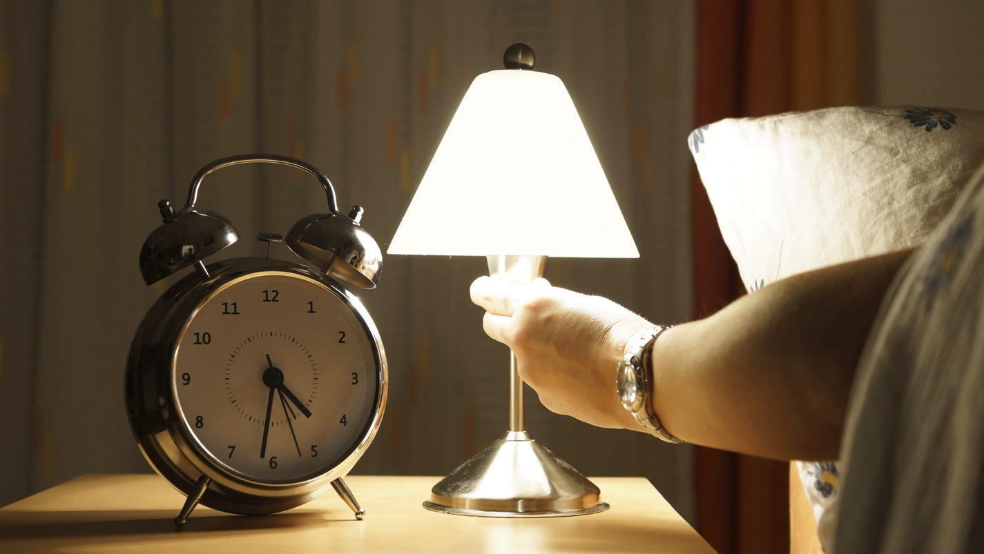 if you don t snooze you lose health experts say