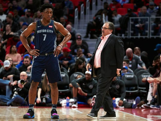Stan Van Gundy, Stanley Johnson