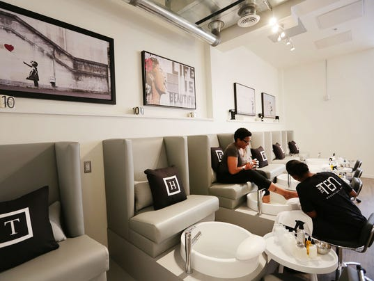 Why This New Downtown Nail Salon Matters To Detroit