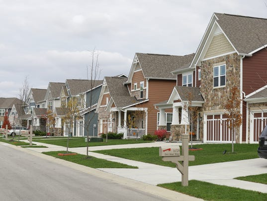 How hamilton county indiana is pricing out middle income for Local house builders