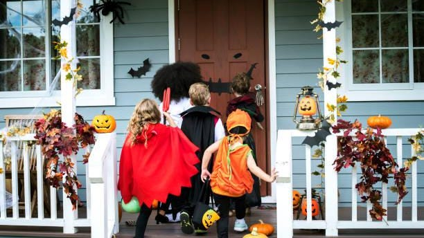 Portsmouth has yet to decide on its city-sanctioned trick-or-treating activites because of COVID-19.