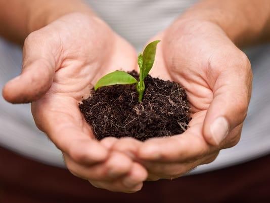 #ARNgen gardening