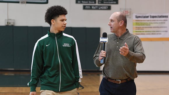 """This week's edition of """"Open Court with Bob Castello"""" features the leader of the Berea Bulldogs, senior guard Newa Hashim."""