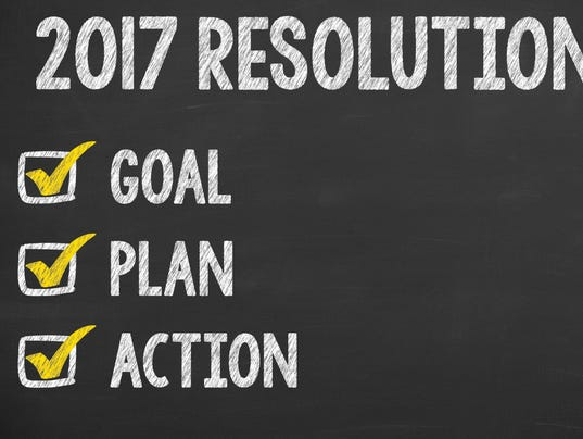 MSUFCU_New Year 2017 Resolution Check List