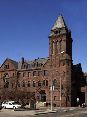Rochester City Hall, 30 Church St.