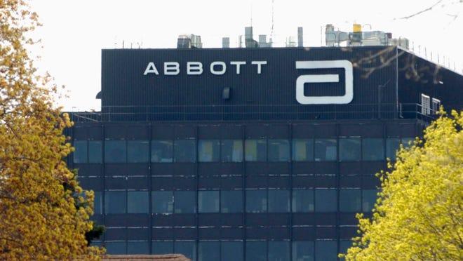 Abbott Laboratories annnounces second quarter earnings on Wednesday.