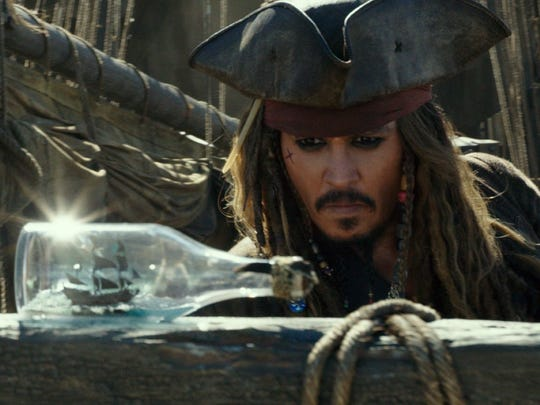 It looks like U.S. audiences have pirate fatigue after