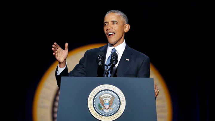 Former President Obama expected to campaign for Democrats in Michigan