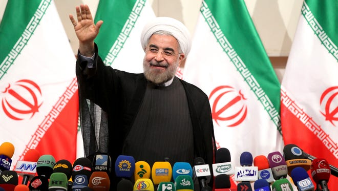 Iranian President Hasan Rouhani