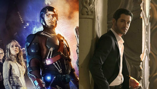 'Legends of Tomorrow' and 'Lucifer.'