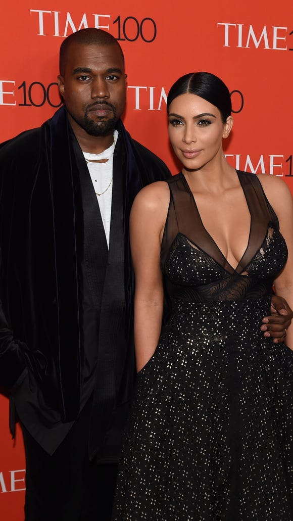 Kim Kardashian and Kanye West welcomed their new son