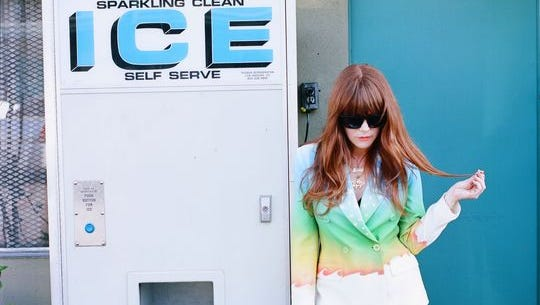 Jenny Lewis will perform at the Hangout Music Fest this weekend.