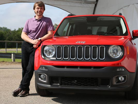 Mike Manley, head of FCA's Ram and Jeep brands