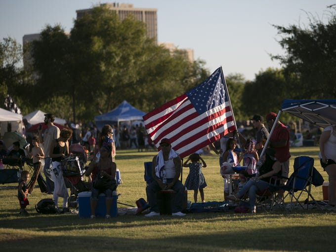 Ready to watch fireworks for Independence Day? Check