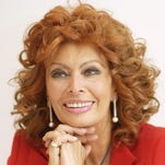 Legendary film star Sophia Loren will appear at Borgata on March 11. She'll address the audience and then take their questions.
