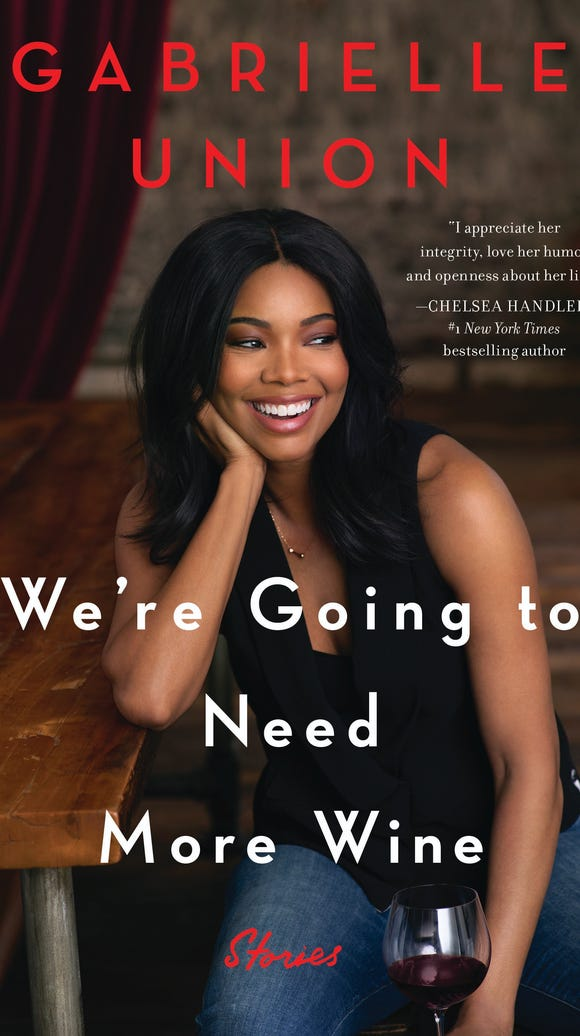 Gabrielle Union's new book 'We're Going to Need More
