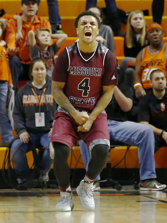 NCAA Basketball: Missouri State at Oklahoma State