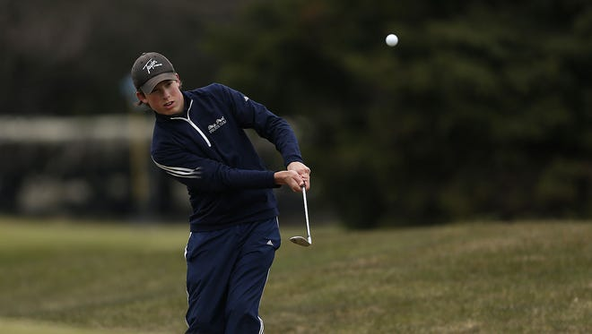 Bay Port's Jed Baranczyk recorded a 39.0 nine-hole average and finished in the top 30 at the WIAA Division 1 state meet for the second straight year last season to receive honorable mention all-state recognition.