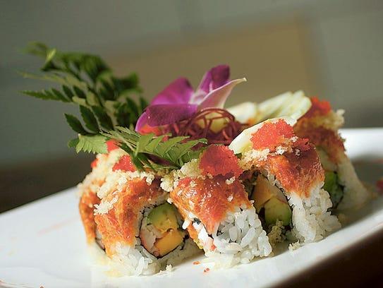 Ho Ho Kus Sushi Cafe Menu