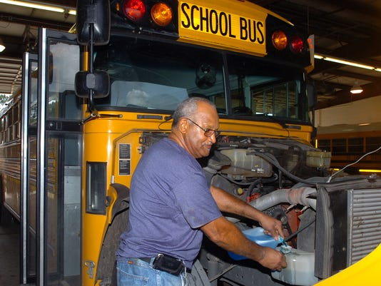 St Landry Parish School System To Buy 35 New Buses