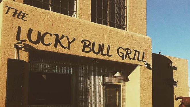 Lucky Bull Grill is located on the corner of Fox and Canal streets. The restaurant recently opened a new tap room on the second floor.