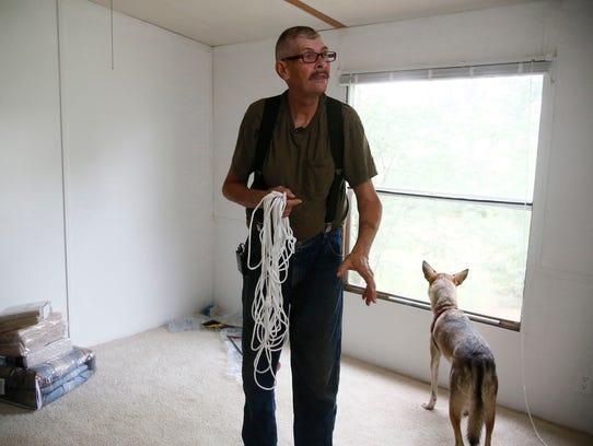GAN RUSTY TIMBER HOME 081613