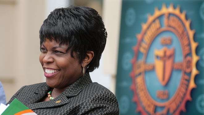 FAMU president Elmira Mangum is expected to hire a new athletic director by the start of the fall semester on Aug. 24.