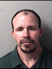 Michael Paul Rodgers, 36, was arrested Saturday for homicide and sex offender violation charges.