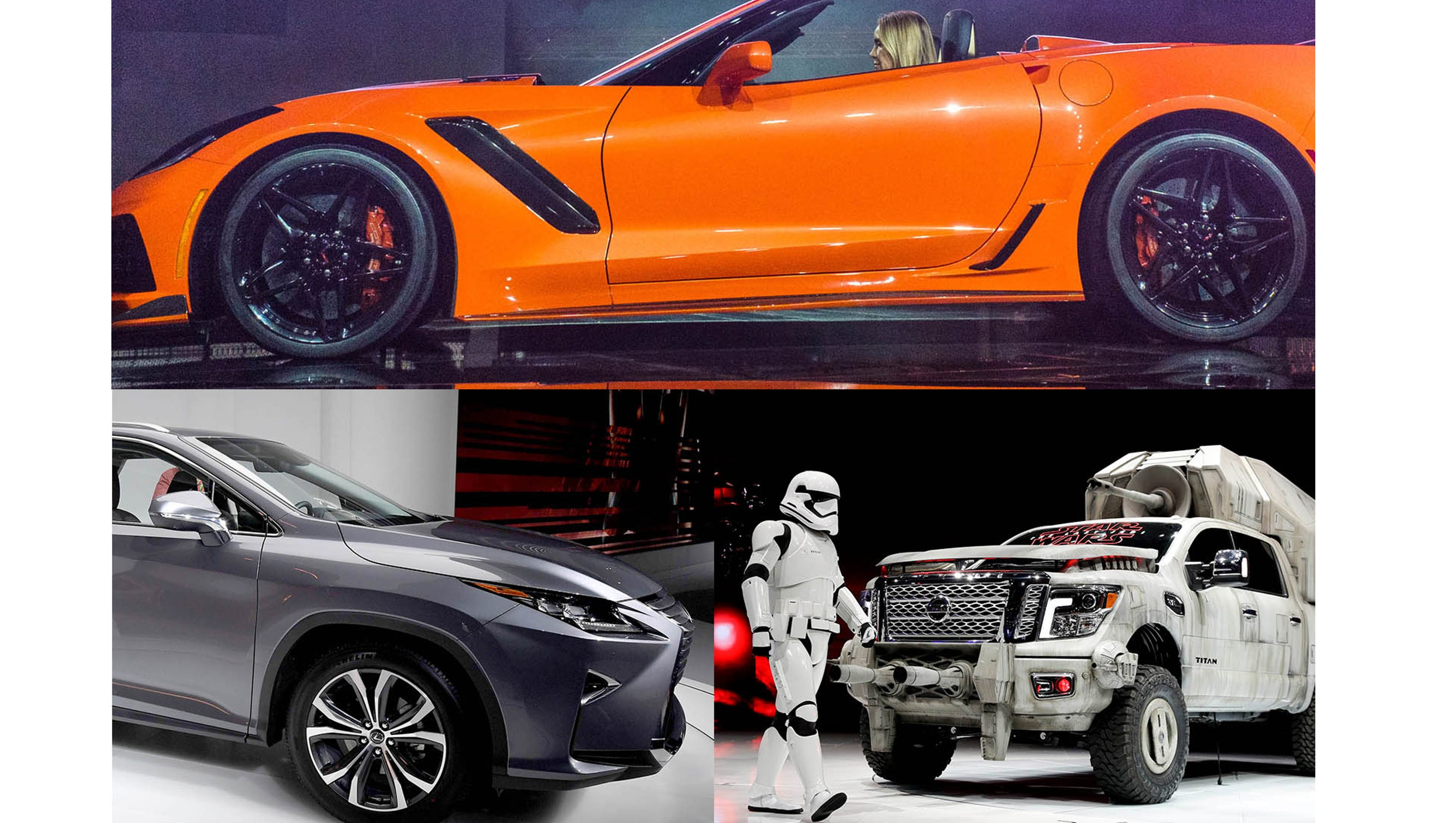 LA auto show Hits & Misses: From hybrid Jeeps to truck ...