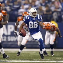 Colts well represented on list of greatest receivers