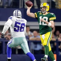 Packers-Cowboys draws record viewership