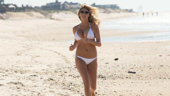 """Kate Upton in a scene from """"The Other Woman."""""""