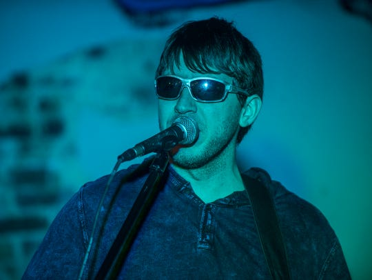 Russell Craig at Bezlo's Bar & Grill in Eclectic on