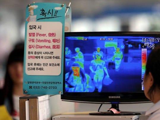 South Korea Ebola