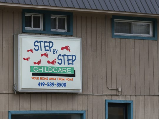 An arrest has been made in the case of an 11-month-old girl alleged to have been injured while under the care of Step-By-Step Child Care Inc., on 1289 Ashland Road.