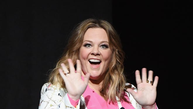Melissa McCarthy at CinemaCon 2018.