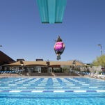 Chaparral Aquatic Center in Scottsdale.