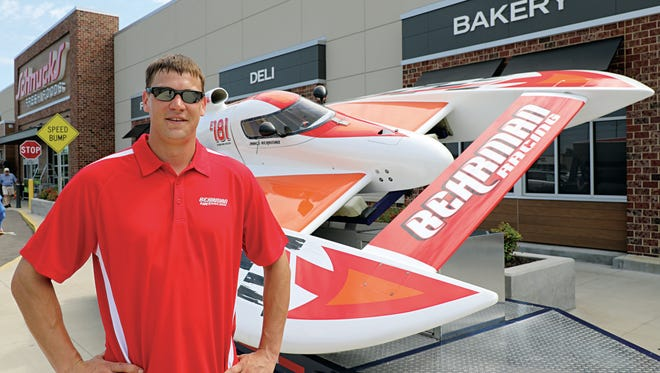 Central High School graduate Jared Behrman, who competed in Evansville's HydroFest in 2018 and '19, will participate in Owensboro's HydroFair Aug. 20-22.