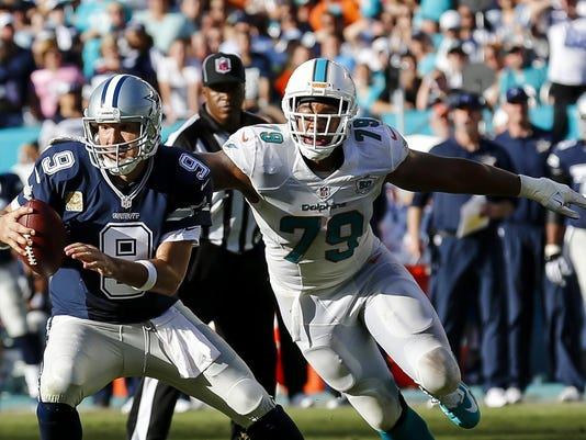 NFL: Dallas Cowboys at Miami Dolphins