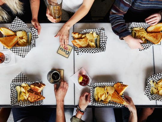 The owners of Druff's decided to launch their own grilled cheese restaurant in Springfield after seeing it work in other cities.