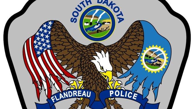 Flandreau Police Department logo