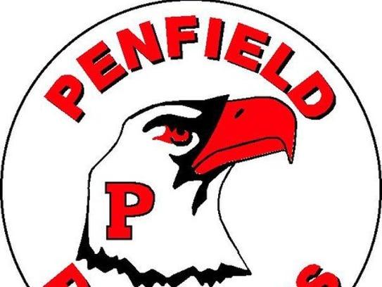 Penfield Patriots logo