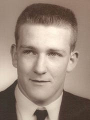Jerry Browning led Mater Dei to victory over Reitz in 1958, snapping the Panthers' 28-game football winning streak