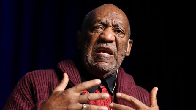 Bill Cosby in 2013.