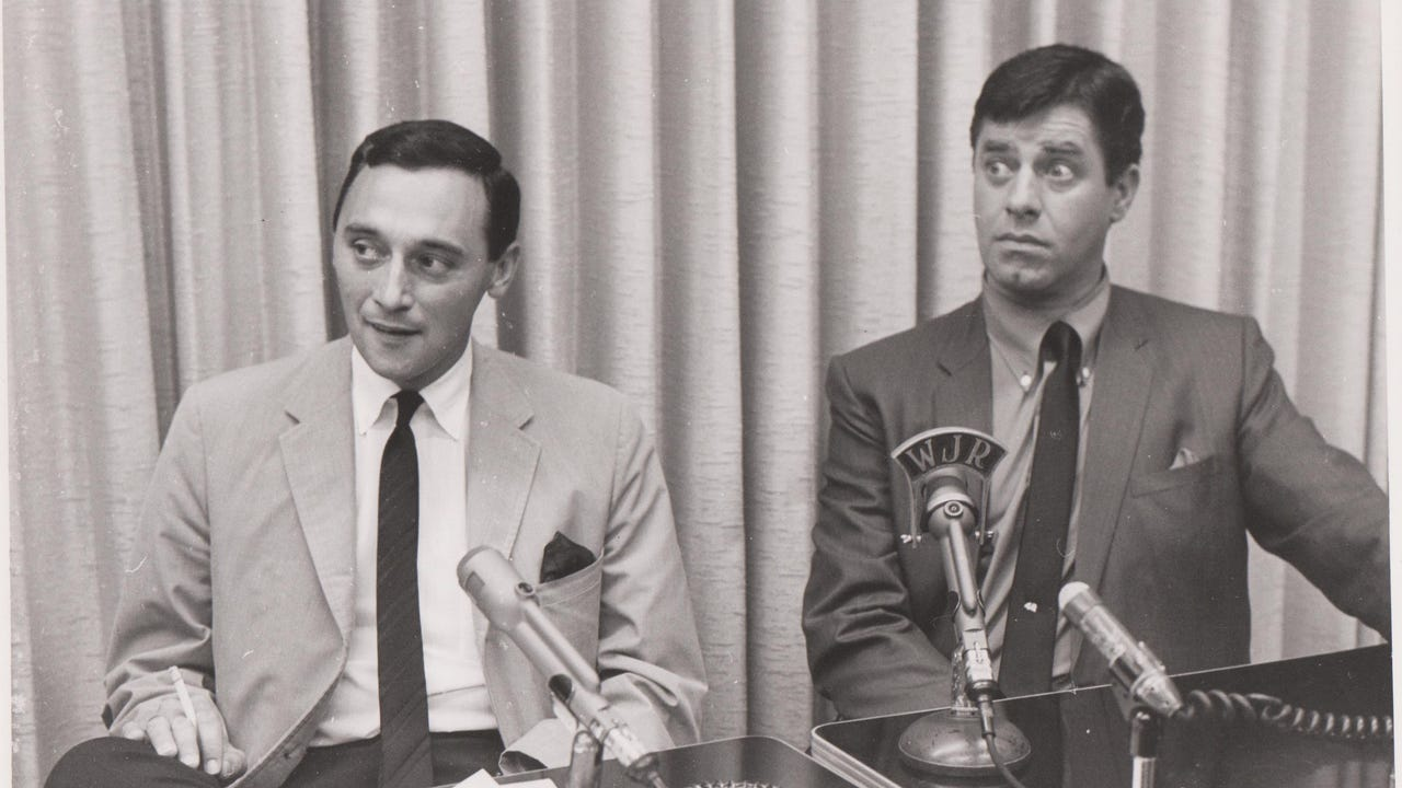 For more than 30 years, the J.P. McCarthy morning show entertained WJR radio listeners. The show was broadcast from the 22nd floor of the Fisher Building.