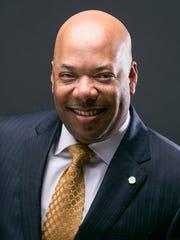 York County Libraries President Robert F. Lambert is
