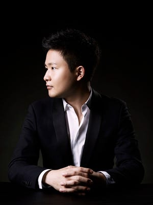 Yekwon Sunwoo, of South Korea, will perform at the Spencer Theater July 22.