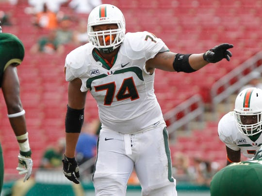 21. Cincinnati – OT Ereck Flowers (Miami). For the