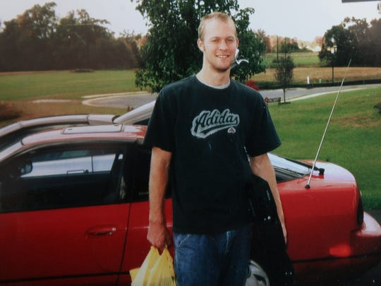 Jason Slaughter has pleaded guilty to second-degree murder in connection with the killing of Christopher Masters, pictured.